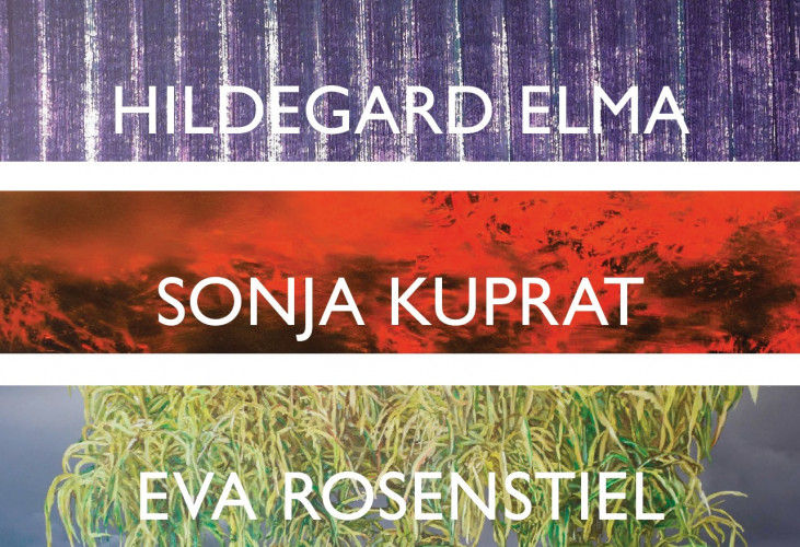 Ausschnitt Plakat 3 Künstlerinnen