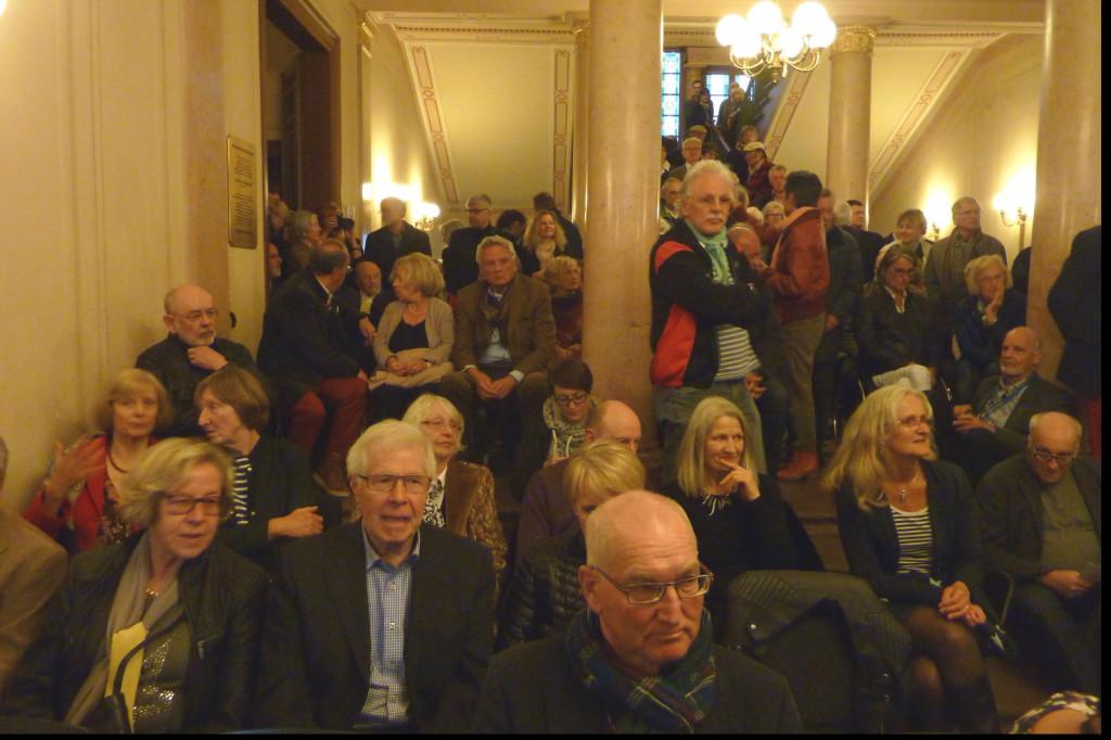 Generation Franz Krisch Ausstellungseröffnung