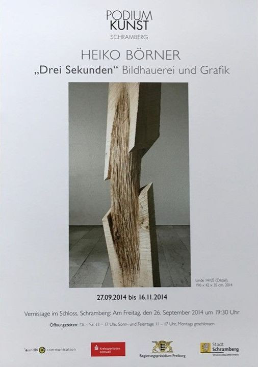 Plakat Heiko Börner