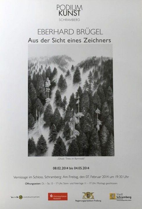 Plakat Eberhard Brügel