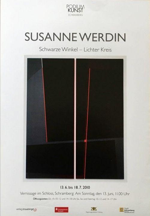 Plakat Susanne Werdin