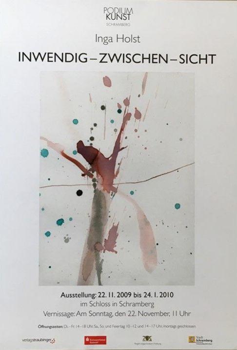 Plakat Inga Holst