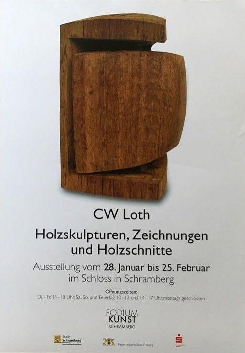 Plakat CW Loth