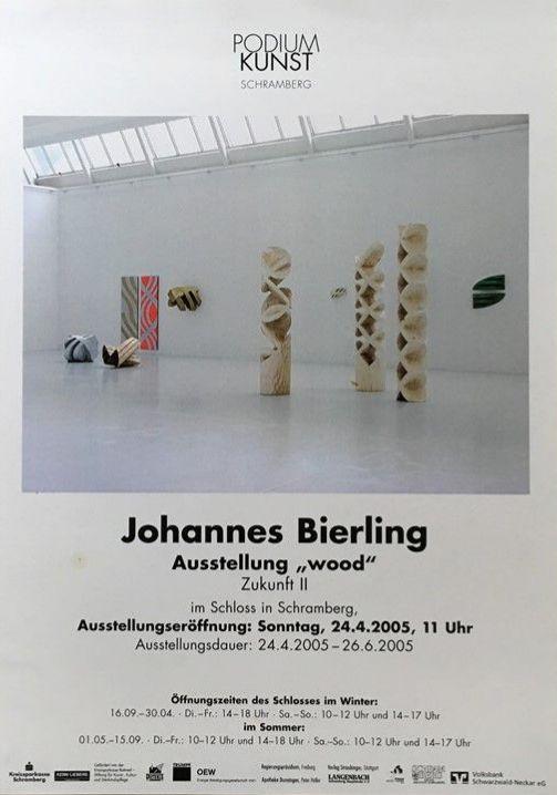 Plakat Johannes Bierling
