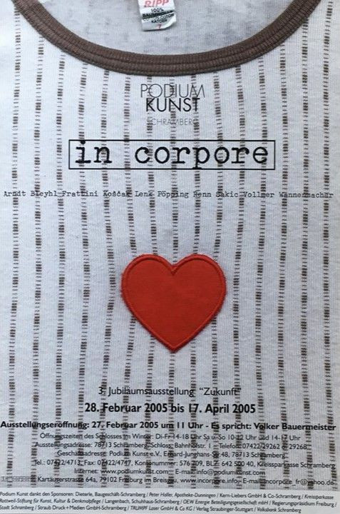 Plakat in Corpore